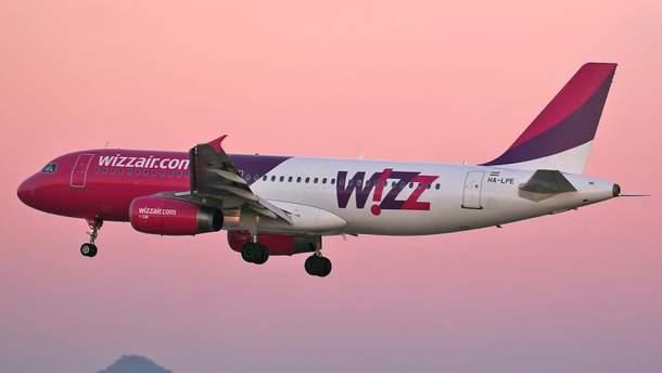 Лоукост Wizz Air збільшує кількість авіарейсів зі Львова