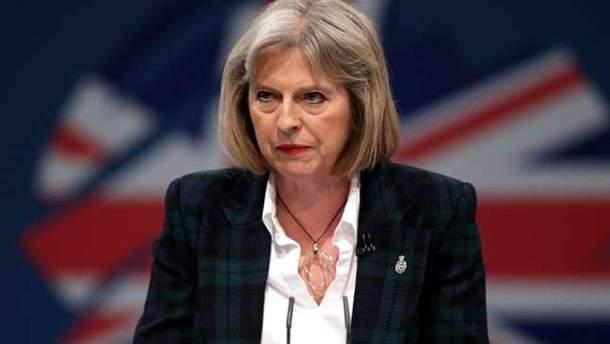 Мей готує Великобританію до спільного наступу на режим Асада в Сирії