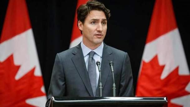 Канада не будет участвовать в операции против Сирии