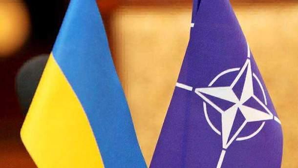 Україна – НАТО