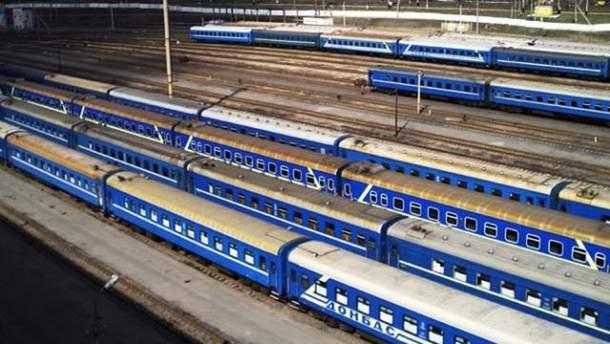 Додаткові поїзди на травневі свята