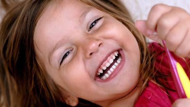 Як вберегти зуби дітей від карієсу