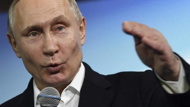 Путін пригрозив збивати американські ракети