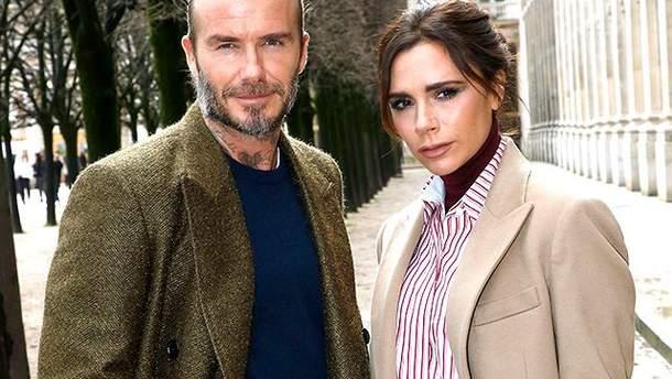 Девід та Вікторія Бекхем хочуть роз'їхатися