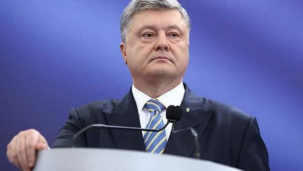 Порошенко призвал мир воспринимать Россию как угрозу