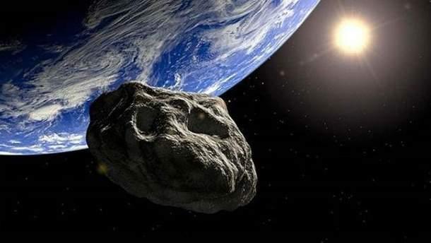 """""""Бенну"""" является самым опасным из всех известных астероидов для Земли"""