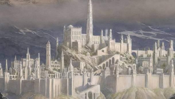 Новая книга Джона Толкина