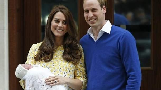 Принц Вільям розсекретив стать майбутньої дитини