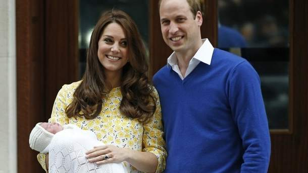 Принц Уильям рассекретил пол будущего ребенка