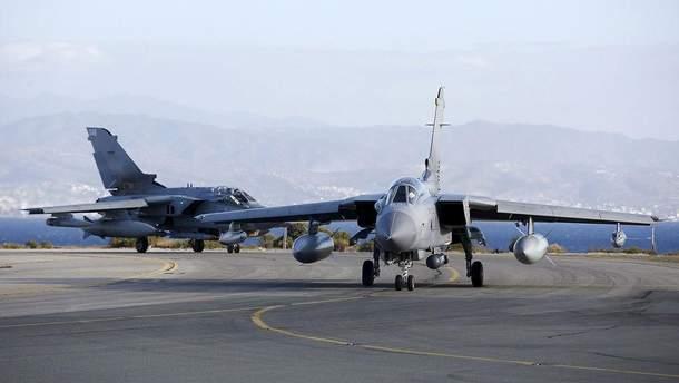 Росія може атакувати базу ВПС Британії на Кіпрі у разі авіаудару США по Сирії