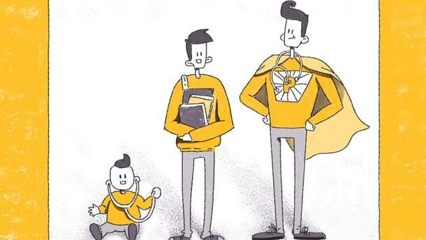 ТОП-9 мифов о медицинской реформе в Украине в комиксах