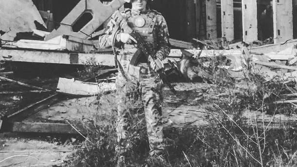 """Юный доброволец """"Кенни"""" полгода воюет на Донбассе"""