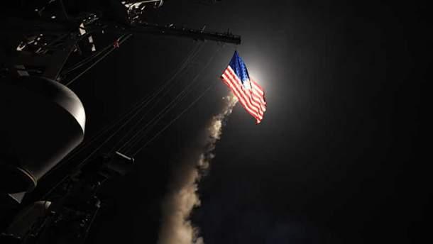 США готові завдати удару по Сирії з підводних човнів