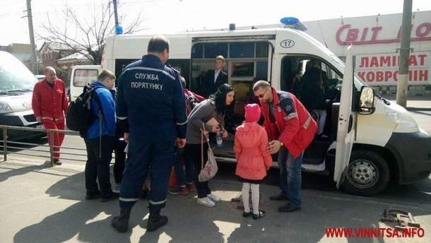 В Виннице ученик распылил перцовый баллончик в школе