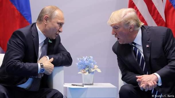 Реакція росіян на конфлікт між Трампом і Путіним