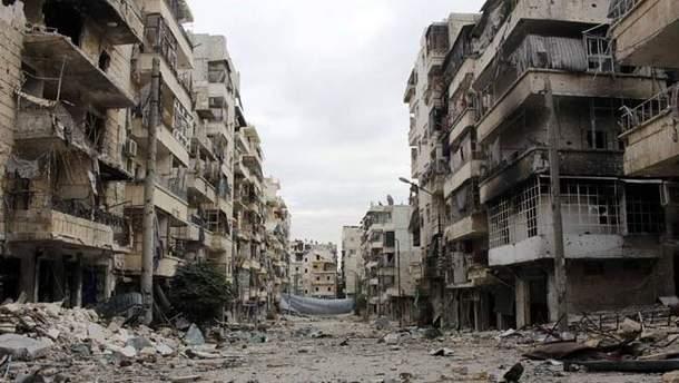 Сили режиму Асада взяли під контроль місто Дума