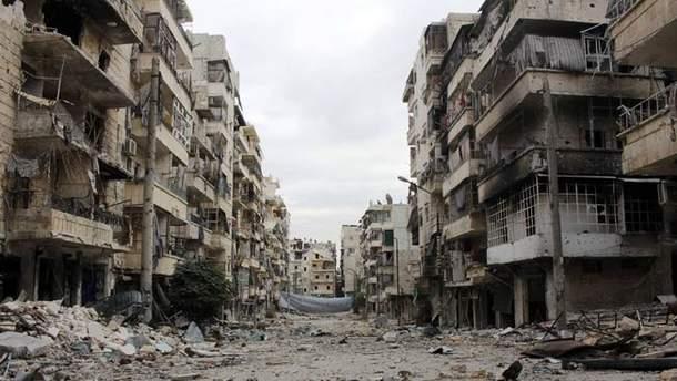 Силы режима Асада взяли под контроль город Дума