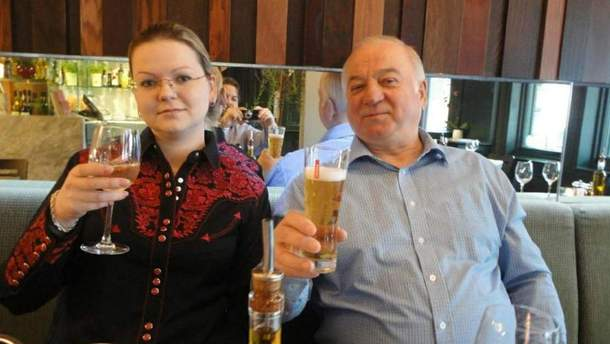 У російському МЗС звинувачують Великобританію у насильницькому затриманні сім'ї Скрипалів