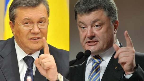 Порошенко стає все більше схожим на свого попередника Януковича