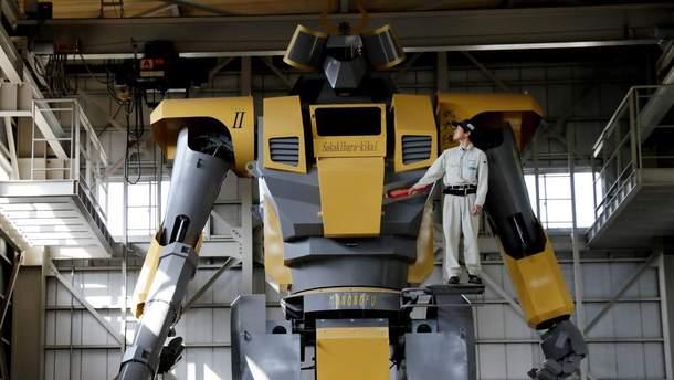 Робот Land Walker