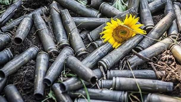 На Донбасі від кулі снайпера загинув український боєць