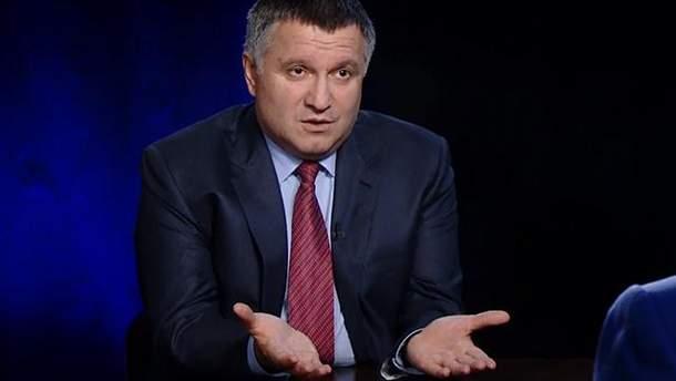 Аваков назвал количество российских боевиков и техники на оккупированном Донбассе