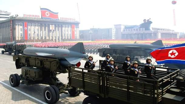 КНДР может отказаться от ядерного вооружения