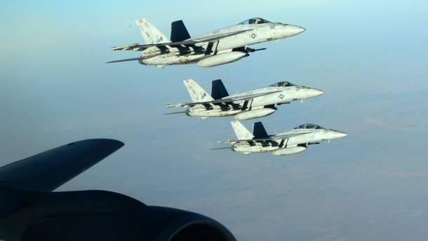 Польза от авиаударов США по Сирии будет небольшой