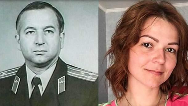 Сергій і Юлія Скрипалі