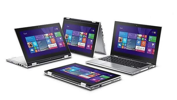 Dell презентувала ноутбук-трансформер з надпотужним процесором