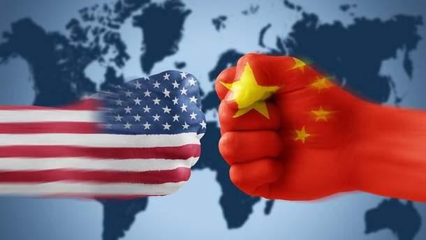 США посилює тиск на Китай