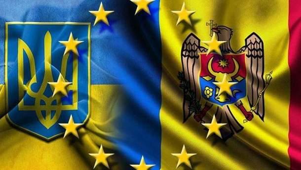 Молдова предложила совместно с Украиной и Грузией подать заявку на членство в ЕС