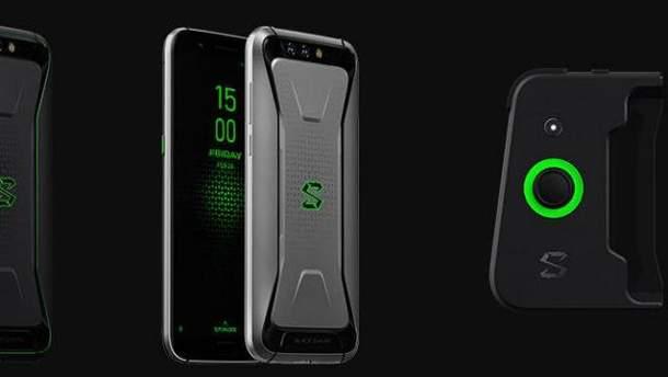 Xiaomi  Black Shark: огляд, фото та ціна