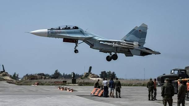 Асад хоче сховати свої літаки від удару США на російських базах у Сирії