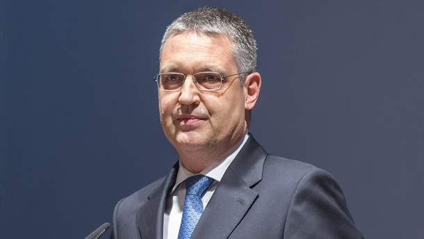 Посол ЄС в Росії  Маркус Едерер