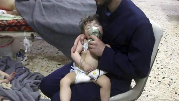 """У Росії розповіли де і як знімався """"псевдоролик"""" хіматаки у Сирії"""