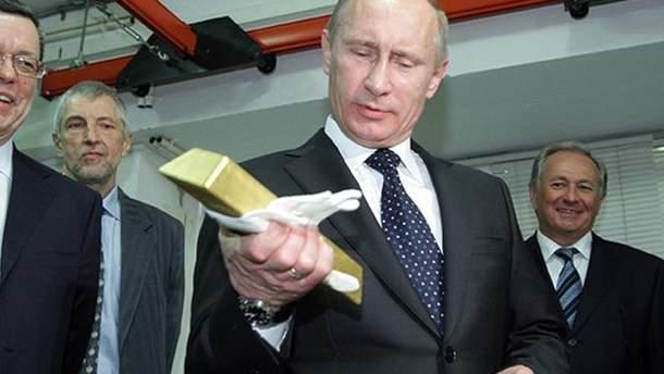 Зарплата Путіна за 2017 рік