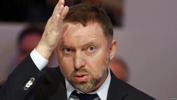 Российский олигарх Олег Дерипаска