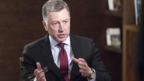 Курт Волкер заявил, что Россия уже три месяца не дает ответ на инициативу относительно введения на Донбасс миротворцев ООН