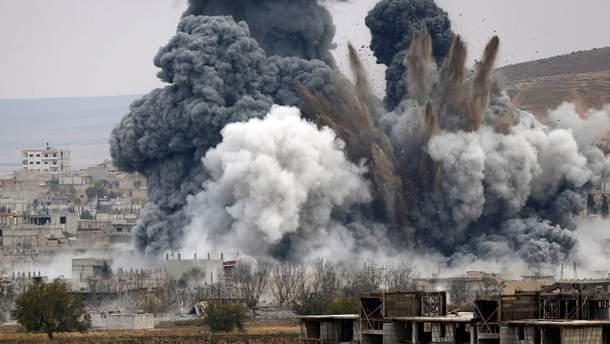 Трамп  оголосив початок військової операції зі знищення хімічної зброї у Сирії (ілюстрація)