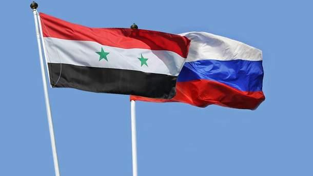 Росія засудила дії США та їхніх союзників у Сирії