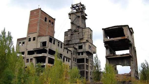 """Пророссийские боевики планируют затопить ядерную шахту """"Юнком"""""""