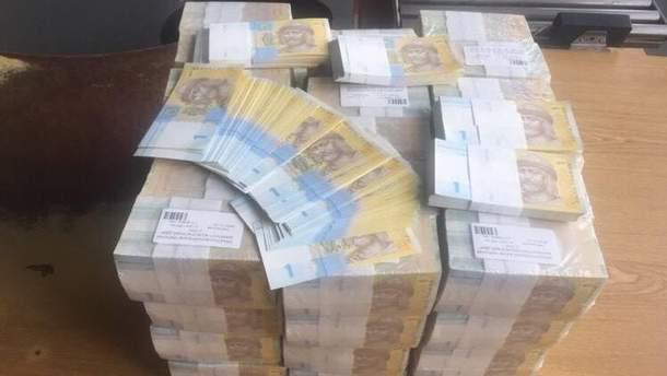 Зачем киевлянин хотел переслать банкноты по 1 гривне – неизвестно