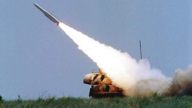 Сирия отражала ракетные удары средствами ПВО СССР