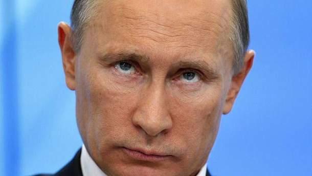 Путін відреагував на атаку по Сирії