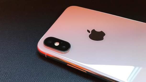 Вскоре могут представить iPhone X в золотом цвете