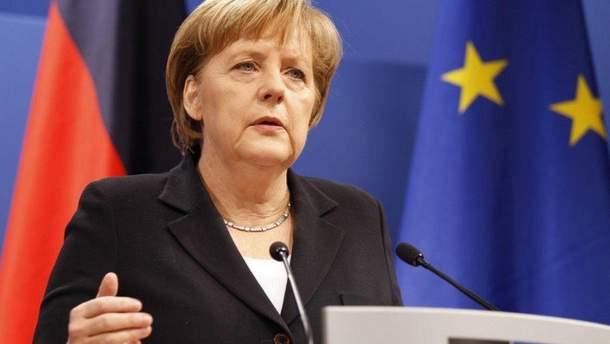 Меркель сообщила, что удар поСирии был «необходимым иуместным»
