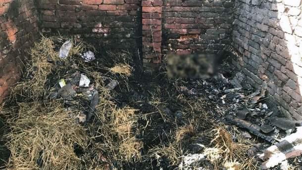 В Донецкой области в адской ловушке погибла 6-летняя девочка