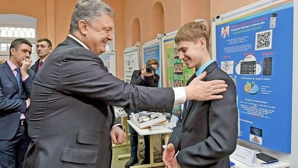 Украинский школьник создал уникальный смарт-бойлер