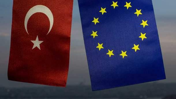 Туреччина поки  не готова до вступу в ЄС